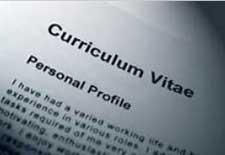 Tips on how to write a good CV